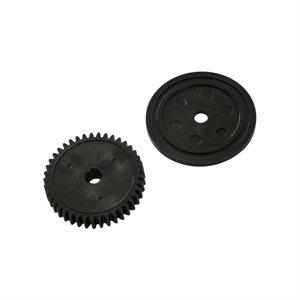 HP LaserJet 4200 / 4250 / 4300 / 4350 Fuser Drive Gear W / Bushing 4