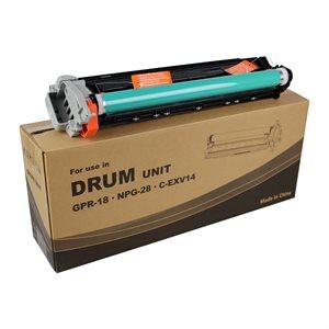 Canon Unité de tambour compatible GPR-18 / NPG-28 45K