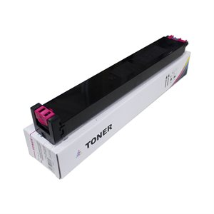 SHARP Magenta Toner W / Chip (USA) 15000