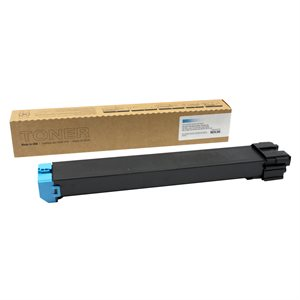 Sharp MX-2610 / 3610 MX-36NTCA Compatible Cyan 15K