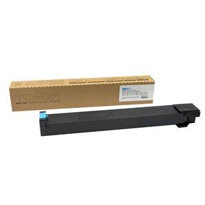 Sharp MX-4110 / 5110 MX-51NTCA Compatible Cyan 18K