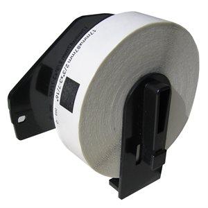 Brother DK1203 - 17mm*87mm*300 étiquettes compatible