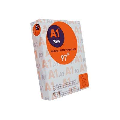 Paquet de 500 feuilles Format Lettre