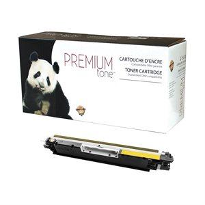 HP CE312A Compatible Jaune Premium Tone 1K