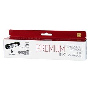 HP 980 - noir Premium Ink - pigmentée 10k