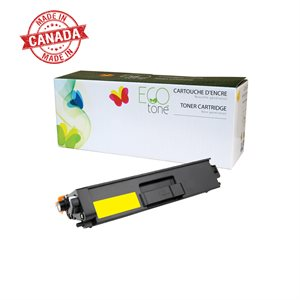 Brother TN336 Reman Jaune EcoTone 3.5K