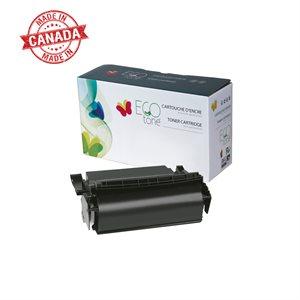 Lexmark Optra T610 / 612 / 614 12A5845 Reman EcoTone 25K