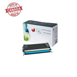Lexmark C5220CS Reman Cyan EcoTone 3K