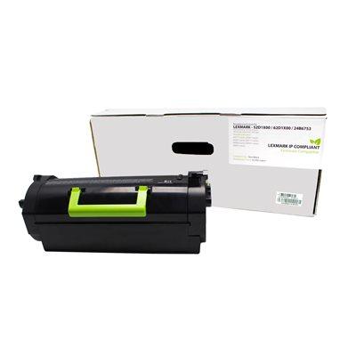 Lexmark Compliant 52D1X00, 62D1X00 Toner 45K