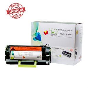 Lexmark MS711X / MS811X 521H 52D1H00 Reman EcoTone 25K