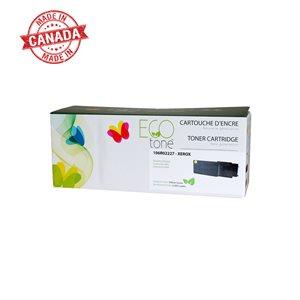 Xerox 6600 / 6605 106R02227 Jaune Reman EcoTone 6K