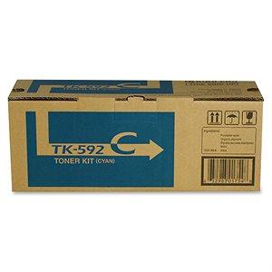 Kyocera Mita 1T02KVCUS0 OEM Toner Cyan 5K