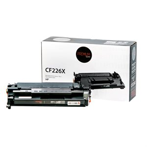 HP CF226X (26X) Noir Compatible Premium Tone 9K