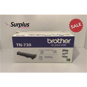 Brother TN730 OEM Toner (Grade 1) 1.2K