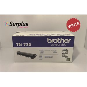 Brother TN730 OEM Toner (Grade 1) 1.2K
