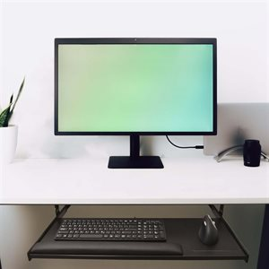 Keyboard tray on rails / 2 Pack / Price / 2 (27x12)