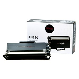 Brother TN850 Compatible Premium Tone 8K
