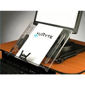 Vu Ryte 14KB Copy Holder Black / Clear