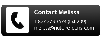 Contact Melissa